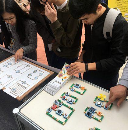 极客爸爸团队携旗舰产品亮相2017广州创客节