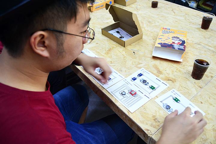一场神奇的魔术纸电路的创客工作坊