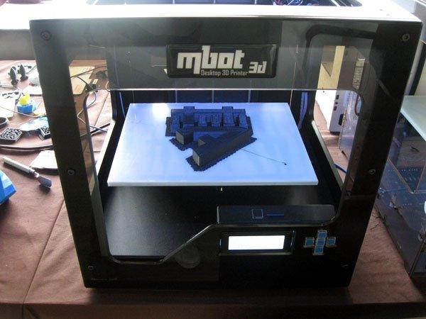 梦车间:3D打印的招牌